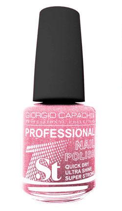 Купить GIORGIO CAPACHINI 26 лак для ногтей, лиловый сон / 1-st Professional 16 мл, Розовые