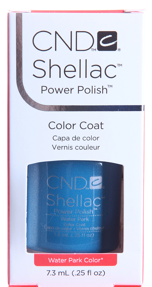"CND 042 �������� ������� ""Water Park"" / SHELLAC 7,3��"