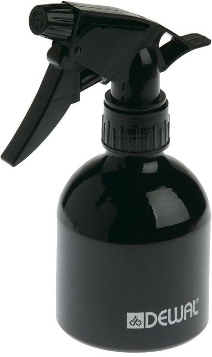 DEWAL PROFESSIONAL Распылитель алюминиевый, черный 330 мл