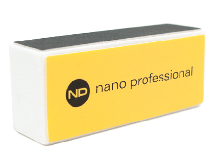 Купить NANO PROFESSIONAL Блок полировочный 4-х сторонний для ногтей 320/400/1200/4000