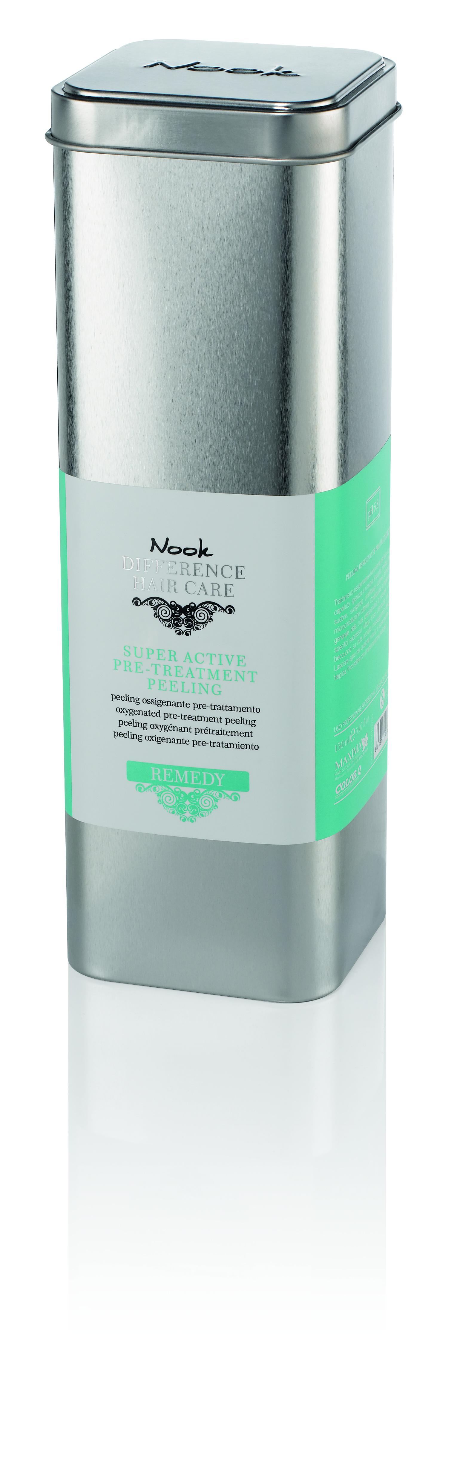 NOOK Пилинг пред-уход супер-активный для кожи головы / DIFFERENCE HAIR CARE 150мл -  Скрабы