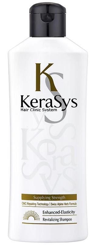 KERASYS Шампунь оздоравливающий для волос / HAIR CLINIC 180 г