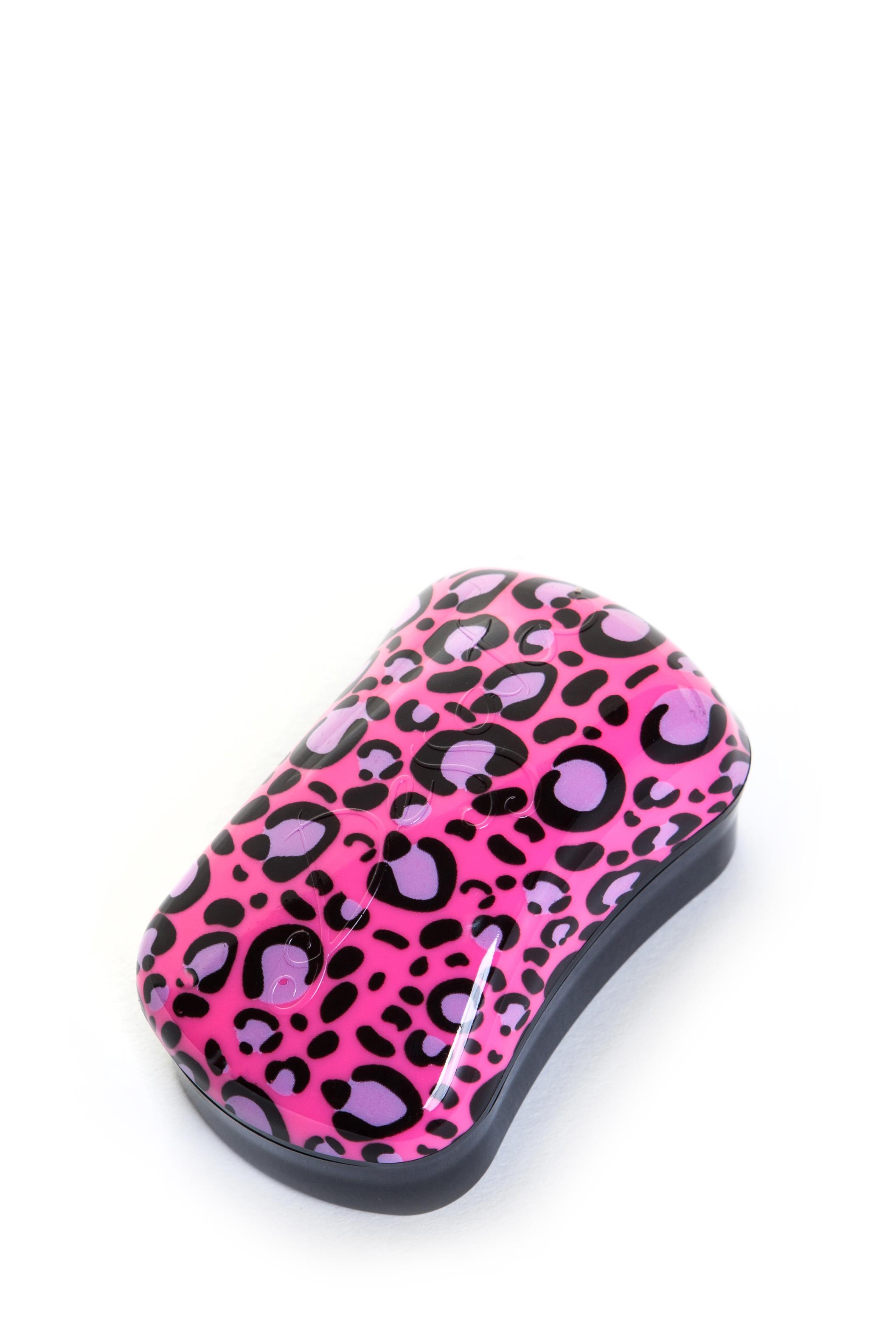 DESSATA Расческа для волос Dessata Hair Brush Mini Leopard; Леопард