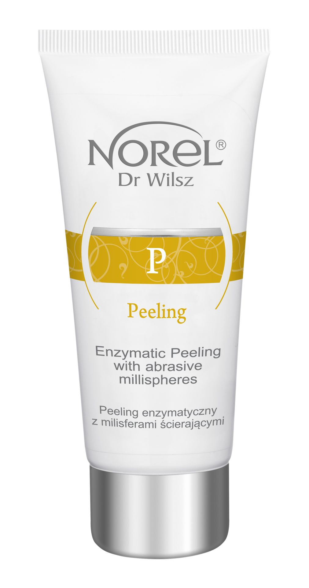 NOREL Dr. Wilsz Пилинг энзимный с миллисферами для лица / Enzymatic peeling with milispheres 100 мл - Пилинги