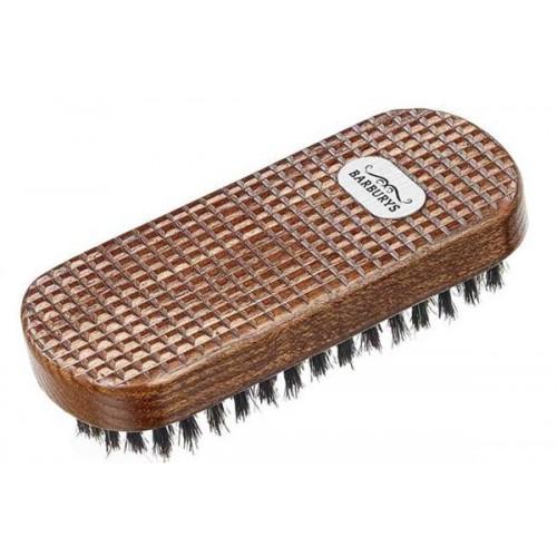 SIBEL Щетка для бороды 12 см / Barburys Leo dear beard щетка из древесины венге для усов и бороды 8 4 см