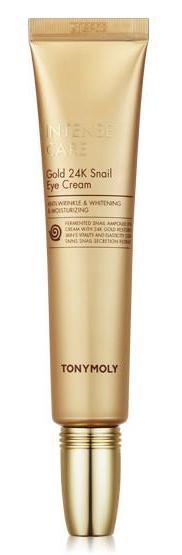 TONYMOLY Крем для век / Intense Care Gold 25K Snail Eye Cream 25 мл