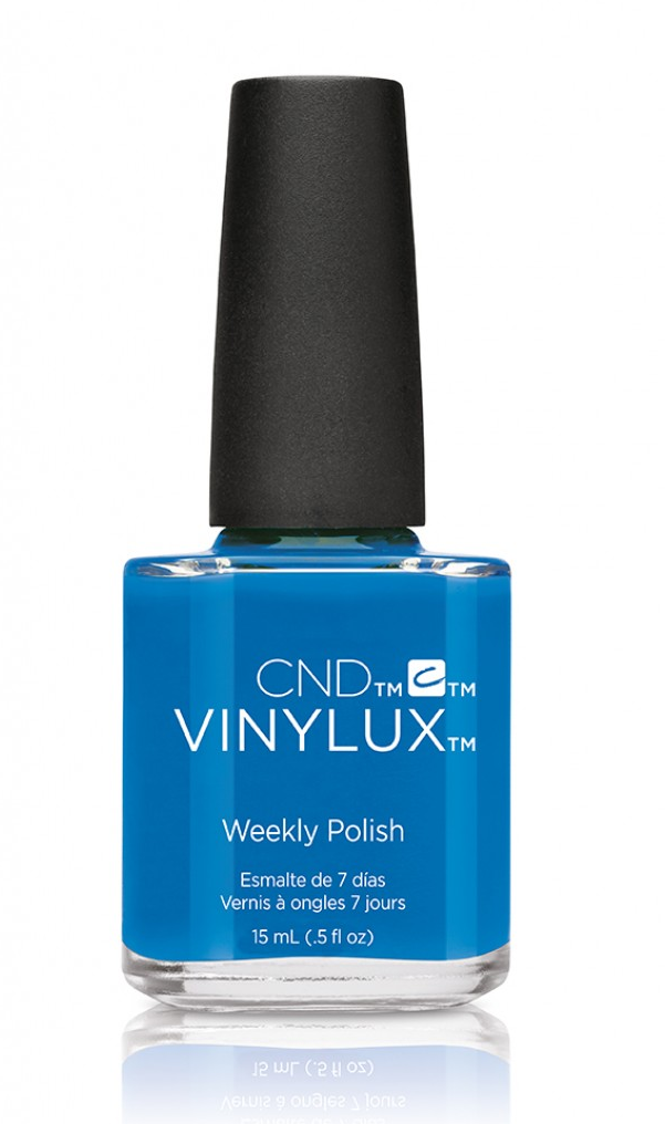 цена на CND 192 лак недельный для ногтей Reflecting Pool / VINYLUX 15мл