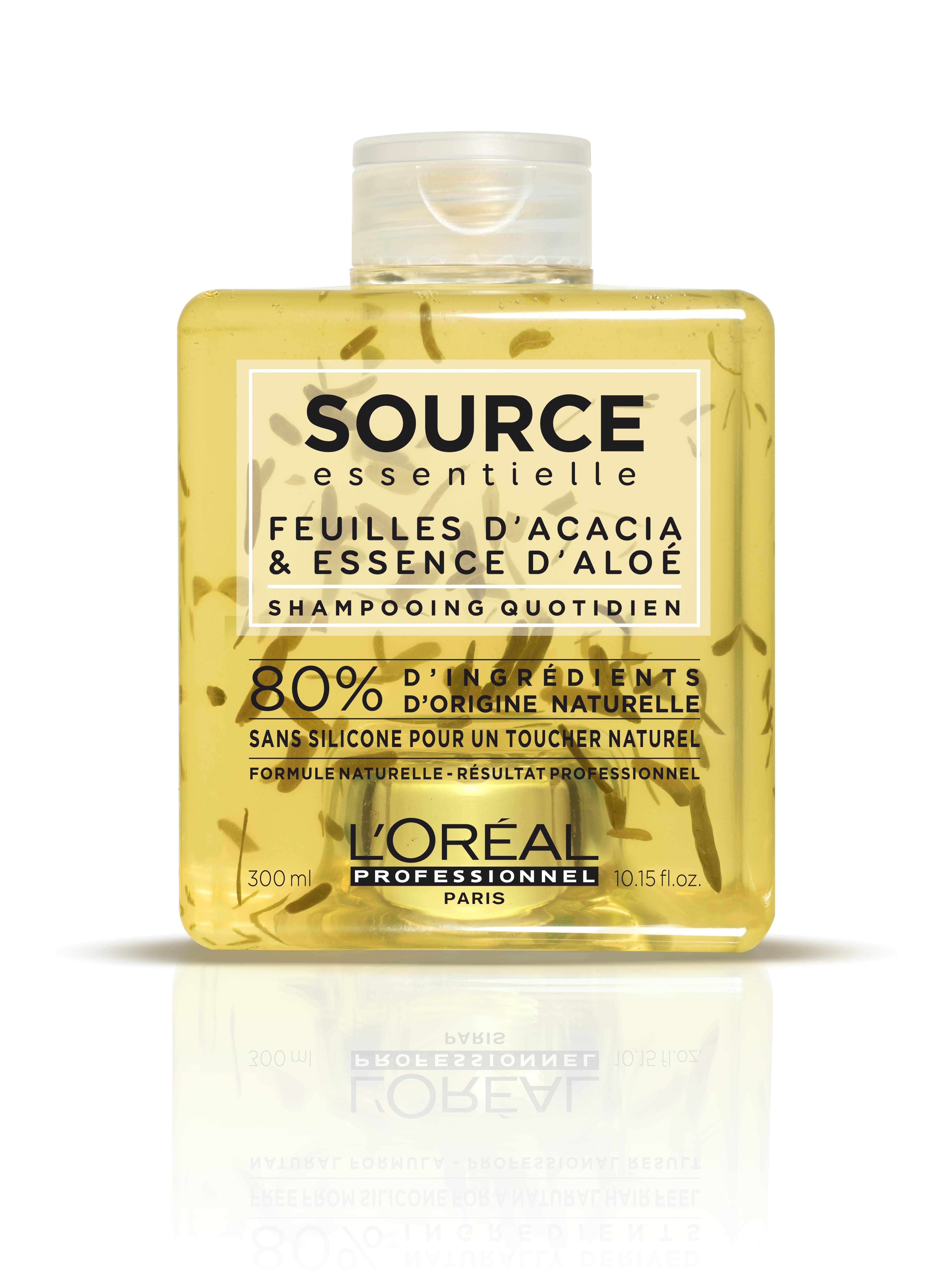 Купить LOREAL PROFESSIONNEL Шампунь для всех типов волос ежедневного применения / La Source DAILY SHAMPOO 300 мл