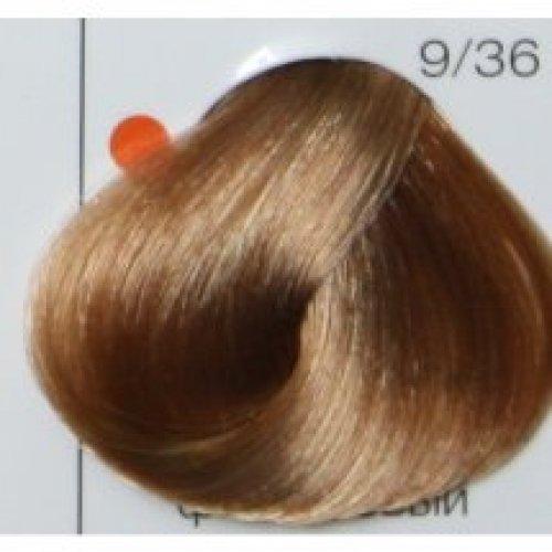 LONDA PROFESSIONAL 9/36 краска для волос (интенсивное тонирование), очень светлый блонд золотисто-фиолетовый / LC NEW 60мл londa интенсивное тонирование 42 оттенка 60 мл londacolor интенсивное тонирование 7 43 блонд медно золотистый 60 мл 60 мл