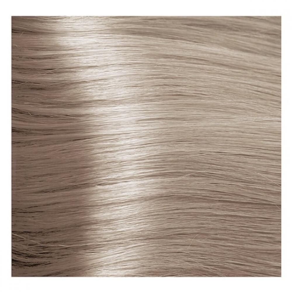 KAPOUS NA 10.23 краска для волос, бежевый перламутрово-платиновый блонд / Magic Keratin 100 мл  - Купить