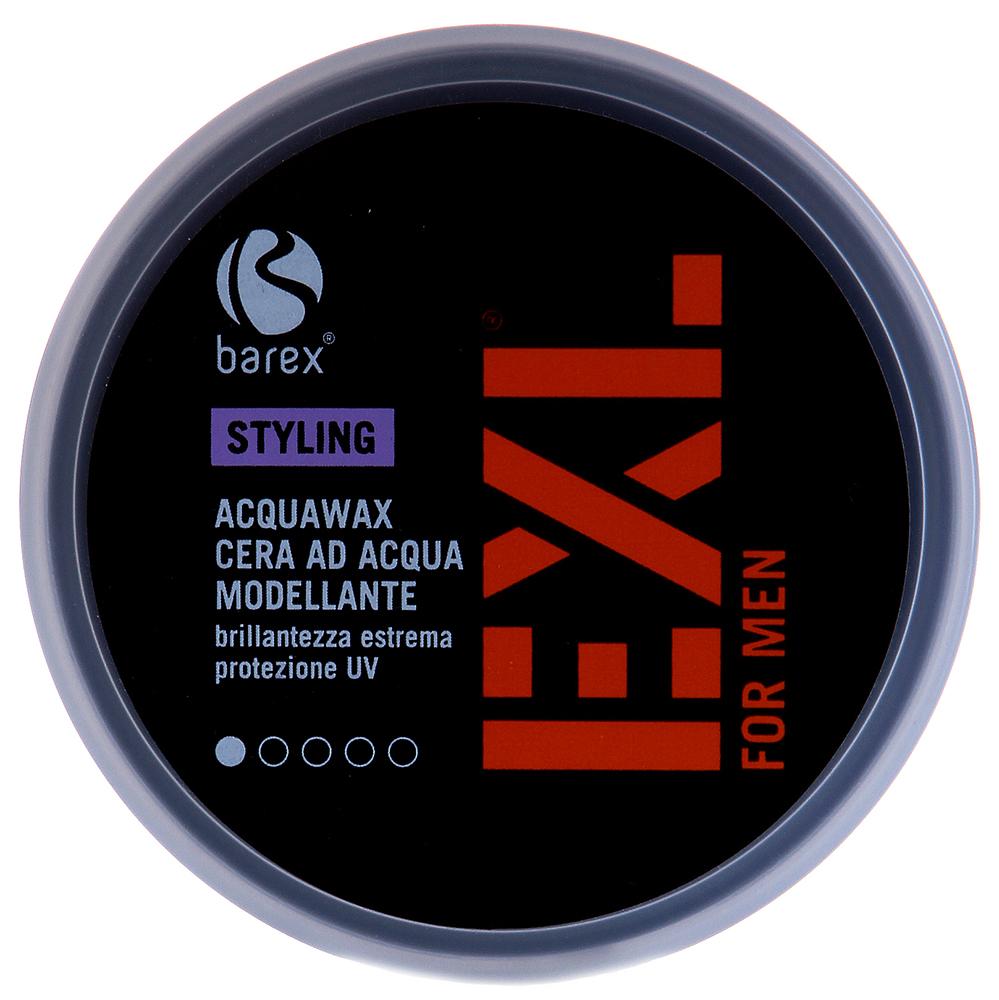 BAREX Воск моделирующий на водной основе / EXL FOR MEN 100мл