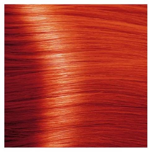 Купить KAPOUS NA 88.44 краска для волос, насыщенный светлый блондин медный интенсивный / Magic Keratin 100 мл