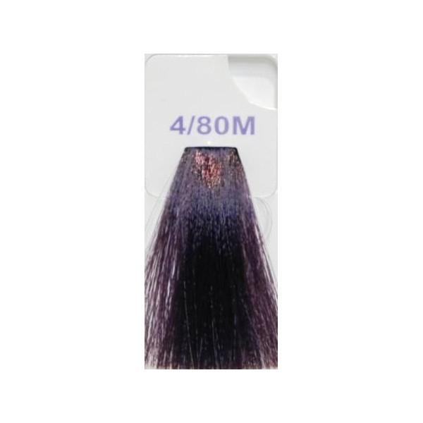 LISAP MILANO 4/80 краска для волос / LK ANTIAGE 100мл