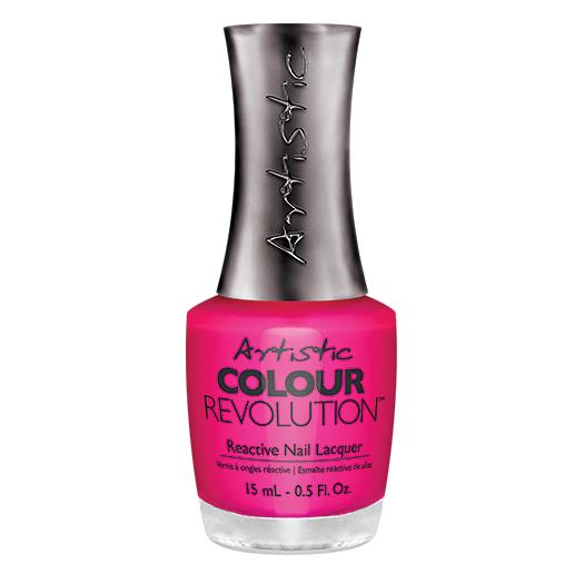 ARTISTIC Лак недельный для ногтей (087) / Revolution Nail Lacquer HAUTE COUT 15 мл