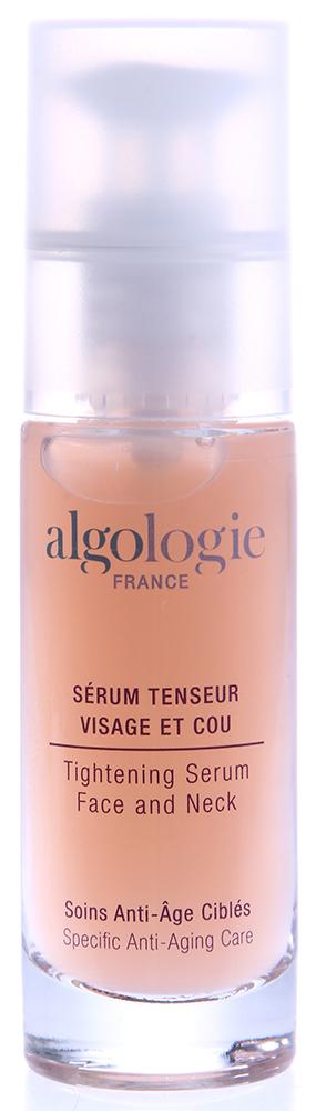ALGOLOGIE Сыворотка корректирующая для лица и шеи 30млСыворотки<br>Корректирующая сыворотка для лица и шеи - это препарат интенсивного лифтингового действия для всех типов кожи, созданный для коррекции и профилактики возрастных изменений. Сыворотку рекомендуется использовать женщам после 40 лет на постоянной основе, возможно использование в любом возрасте в качестве &amp;laquo;сыворотки мгновенной красоты&amp;raquo; для быстрого лифтинг эффекта как препарат одномоментного применения.  В состав средства входят натуральные морские ингредиенты. Экстракт ромашки морской оказывает миорелаксирующее действие, благодаря чему уменьшает сократительную активность мимической мускулатуры, препятствуя возникновению морщин и способствуя уменьшению уже существующих, стимулирует процессы синтеза коллагена. Ламинария оказывает стимулирующее действие на процессы регенерации, защищает стволовые клетки кожи, стимулирует процессы синтеза коллагена. Морской критмум является источником растительных стволовых клеток, стимулирует процессы регенерации и репарации, оказывает выраженное антиоксидантное действие, способствует уменьшению пигментных пятен, улучшая цвет лица. Экстракт красной водоросли хондрус криспус оказывает выраженное увлажняющее действие, подтягивает и укрепляет кожу. Создает на коже тонкую дышащую пленочку, которая препятствует потере кожей влаги. Дарит коже ощущение свежести.  Активные ингредиенты: Экстракт морской ромашки, ламинария, морской криптум, экстракт красной водоросли.  Способ применения: Ежедневно утром и вечером на очищенную кожу лица, шеи и декольте наносить 2-3 дозы Сыворотки до полного впитывания, после чего использовать дневной или ночной крем. Является великолепной основой под макияж.<br><br>Вид средства для лица: Морской