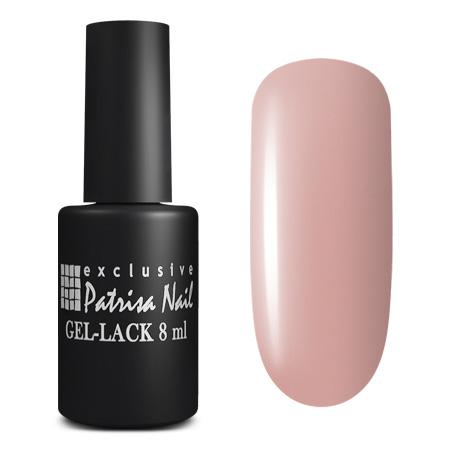 Купить PATRISA NAIL Гель-лак каучуковый камуфлирующий для ногтей № N3 / Dream Pink 8 мл, Коричневые