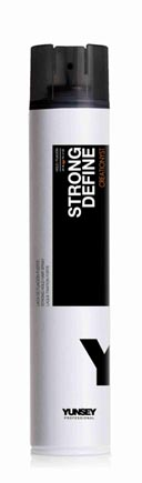 YUNSEY PROFESSIONAL Лак для волос сильной фиксации  STRONG DEFINE  / CREATIONYST HAIRSPRAY STRONG 500mlЛаки<br>Превосходен для создания укладок и причесок. Великолепный блеск и естественный вид. Легкость и превосходство форм. Быстро сохнет. Активные ингредиенты: силикон PEG/PEG-18/18 DIMETHICONE.&amp;nbsp; Способ применения:&amp;nbsp;распыляйте на волосы с расстояния 30 см. Возможно распыление с более близкого расстояния.<br><br>Объем: 500 мл