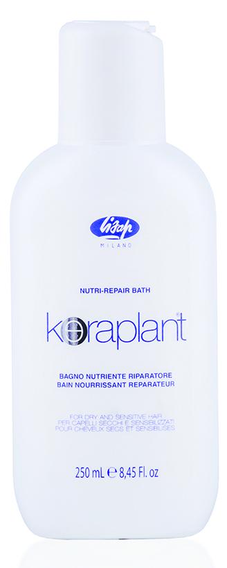LISAP MILANO Шампунь для глубокого питания и увлажнения волос и кожи головы / KERAPLANT 250млШампуни<br>Благодаря содержанию керамидов А2, провитамина В5 и растительных протеинов обеспечивает глубокое проникновение в структуру волоса и обладает интенсивным увлажняющим, питающим и восстанавливающим действием. Возвращает сухим и ломким волосам силу, гибкость, шелковистость и блеск. Облегчает расчесывание. Активные ингредиенты: керамиды А2, провитамин В5, растительные протеины. Способ применения: нанести небольшое количество шампуня на влажные волосы и мягко промассировать, затем сполоснуть водой. Повторить нанесение и оставить шампунь на волосах на 2 минуты перед окончательным ополаскиванием.<br><br>Тип кожи головы: Сухая