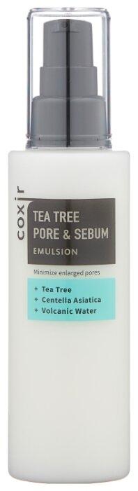 Купить COXIR Эмульсия с чайным деревом для сужения пор 100 мл