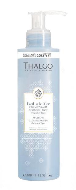 THALGO Лосьон очищающий мицеллярный для лица / Thalgo 400 мл