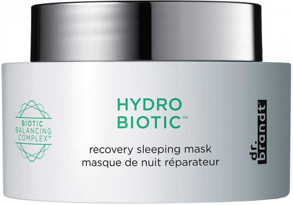 DR. BRANDT Маска восстанавливающая ночная с биотическим комплексом / Biotics 50 мл -  Маски