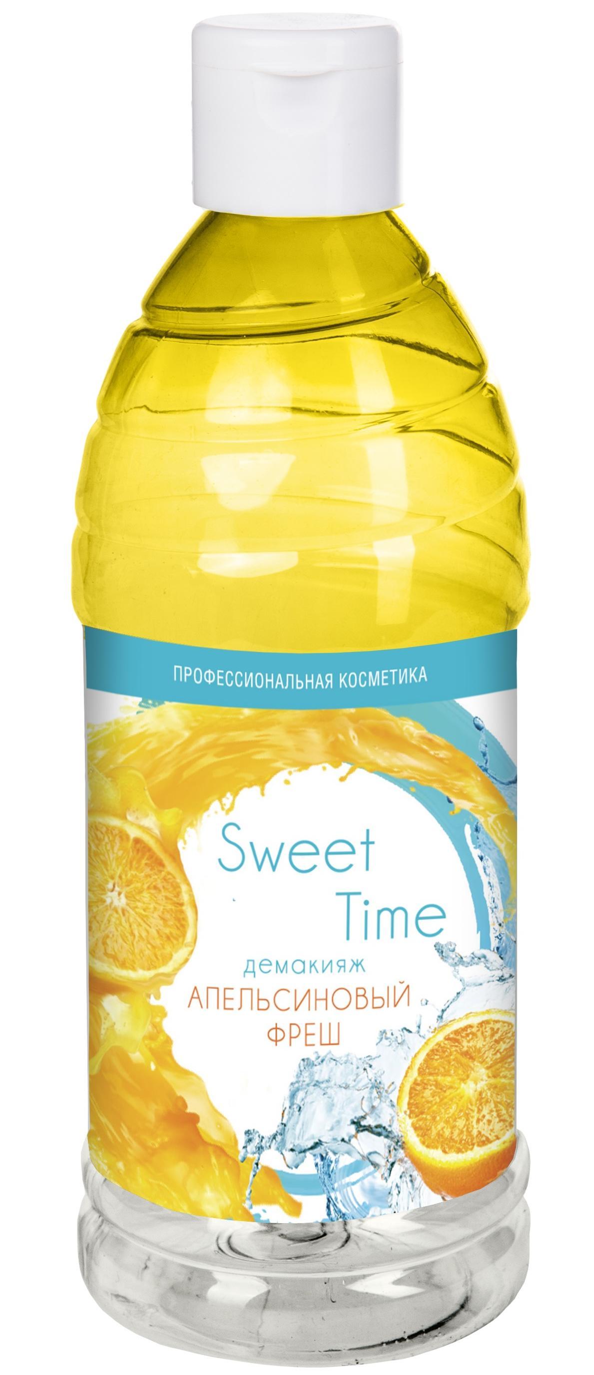 DOMIX Демакияж Апельсиновый фреш / Sweet Time 210 мл