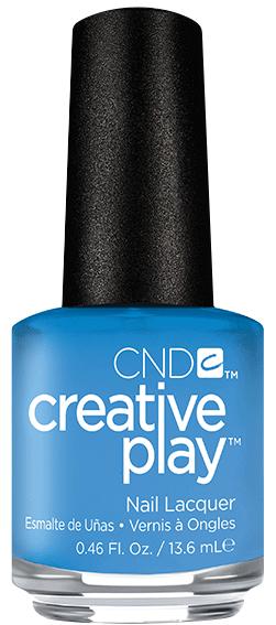 "CND 438 лак для ногтей ""Iris You Would"" / CREATIVE PLAY 13,6мл"