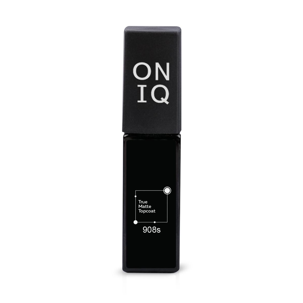 ONIQ Покрытие финишное с матовым эффектом 6 мл - Верхние покрытия