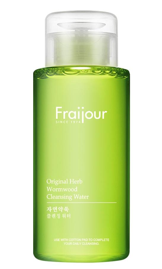 Купить EVAS Жидкость для снятия макияжа / Fraijour Original Herb Wormwood Cleansing Water 300 мл