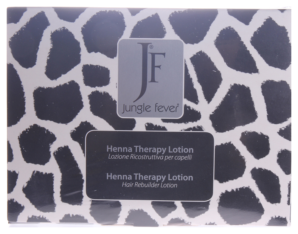 JUNGLE FEVER ������ ����������������� / Hair Rebuilder Lotion HENNA THERAPY LINE 12 �10��