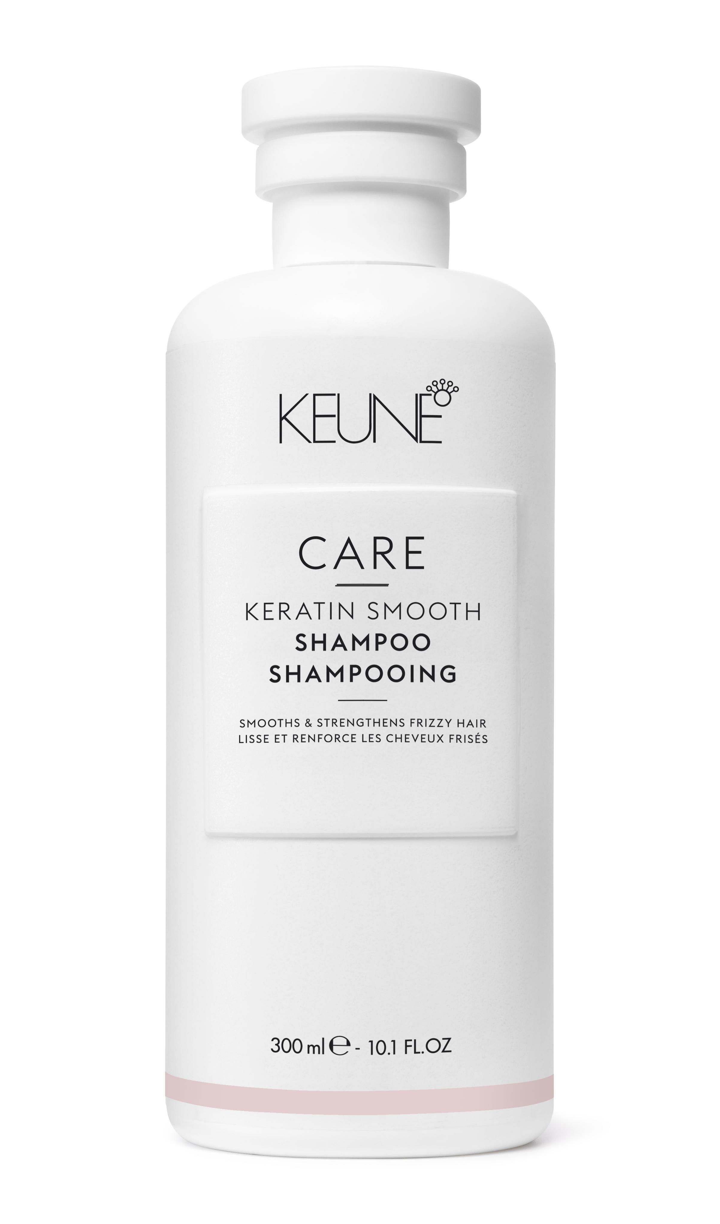 KEUNE Шампунь Кератиновый комплекс / CARE Keratin Smooth Shampoo 300мл