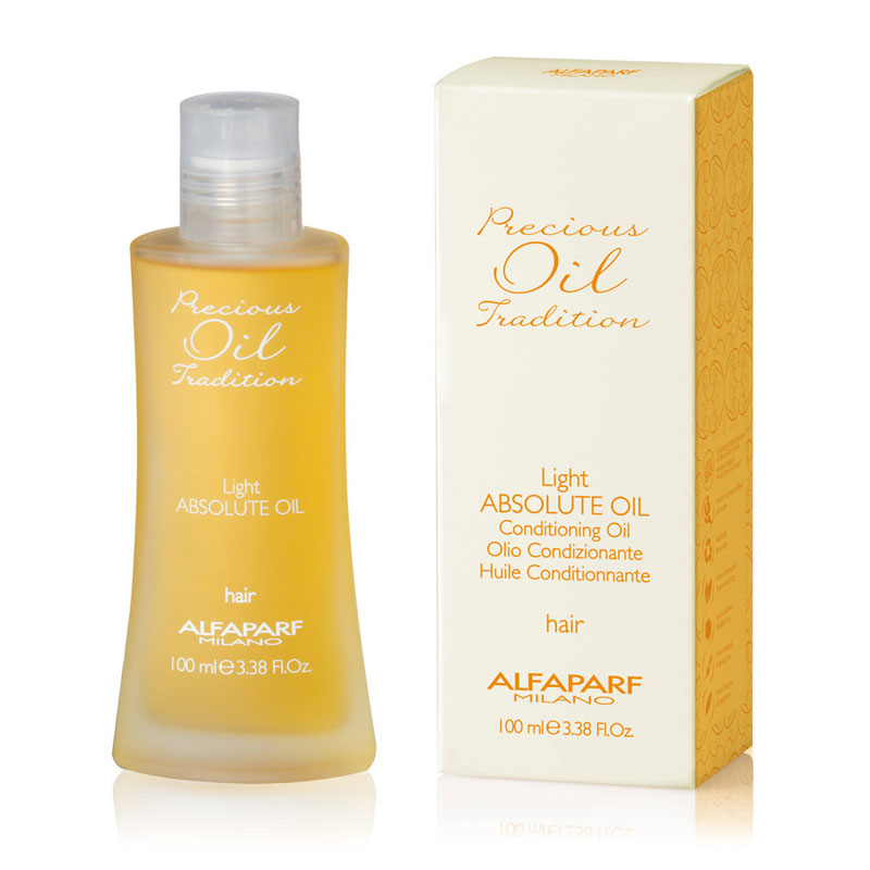 ALFAPARF MILANO ����� ������ ���������������� / LIGHT ABSOLUTE OIL 100��