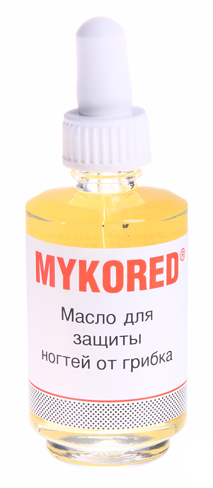 LAUFWUNDER Масло д/ногтей с антигрибковым эффектом Mykored 50млГрибок<br>Противогрибковое масло для ногтей. Содержит масла, растительные экстракты и витамины, поддерживающие ногти в прекрасном состоянии. Активное вещество клотримазол предотвращает появление грибка. Предназначен для слабых поврежденных ногтей. Состав: масла, растительные экстракты и витамины, клотримазол. Способ применения: нанести кисточкой масло на ногтевую пластину и втереть с помощью полировщика для ногтей.<br><br>Назначение: Грибок<br>Типы ногтей: Поврежденные