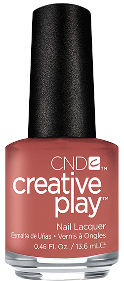 CND 418 лак для ногтей / Nuttin' To Wear Creative Play 13,6 мл