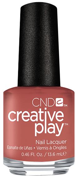 CND 418 лак для ногтей / Nuttin' To Wear Creative Play 13,6 мл
