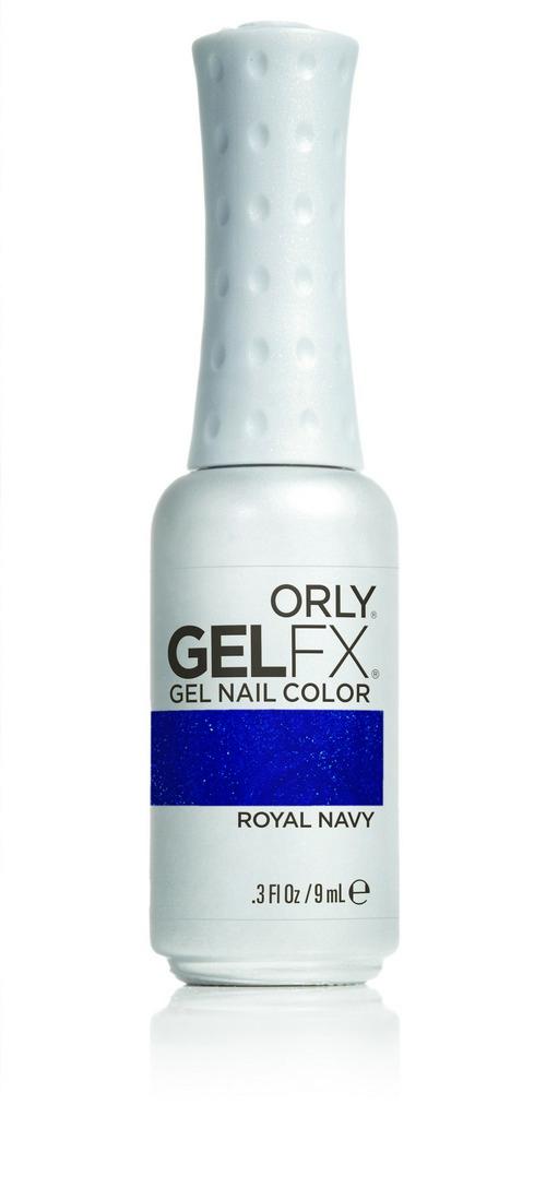 ORLY 323 гель-лак для ногтей / ROYAL NAVY GEL FX 9 мл