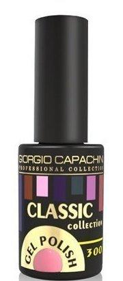 Купить GIORGIO CAPACHINI 300 гель-лак трехфазный для ногтей / Classic 7 мл, Розовые