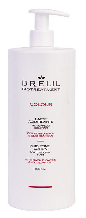 Купить BRELIL professional Молочко окисляющее для волос / BIOTREATMENT Colour 1000 мл