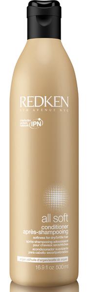 REDKEN Кондиционер для сухих и ломких волос / ALL SOFT 500мл