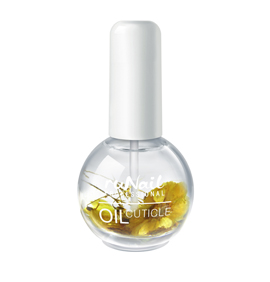 RuNail Масло цветочное для кутикулы Апельсин 11мл runail дизайн для ногтей ракушки 0284