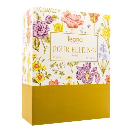 TEANA Духи для Нее / Pour Elle № 3 50 мл