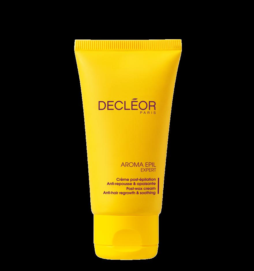 DECLEOR Крем после эпиляции для чувствительных зон / AROMA EPIL 50млКремы<br>Смягчающий крем для использования после эпиляции. Создает защитный и обволакивающий эффект. Мгновенно успокаивает, снимает ощущение жжения, уменьшает покраснения и появление дефектов кожи. Замедляет рост волос и ослабляет их. Уменьшает появление вросших волос. Устраняет ощущение жжения, снимает покраснение. Замедляет рост волос. Способ применения: нанесите непосредственно после эпиляции чувствительных зон, используйте ежедневно для оптимального результата. Подходит для всех видов эпиляции.<br>