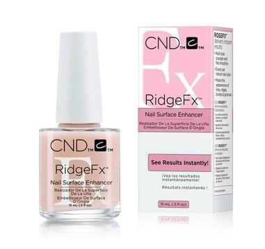 CND Покрытие выравнивающее / RidgeFX 15 мл