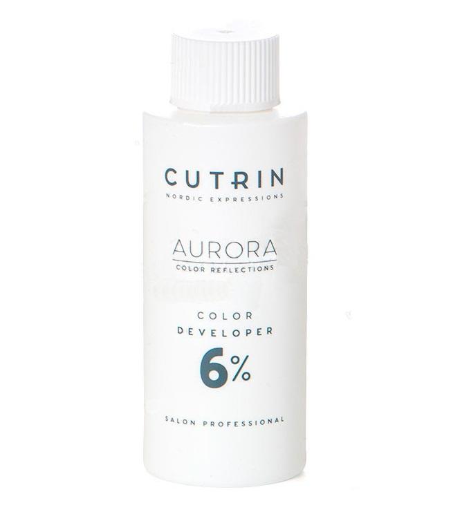 CUTRIN Окислитель 6 % / AURORA 60 мл.