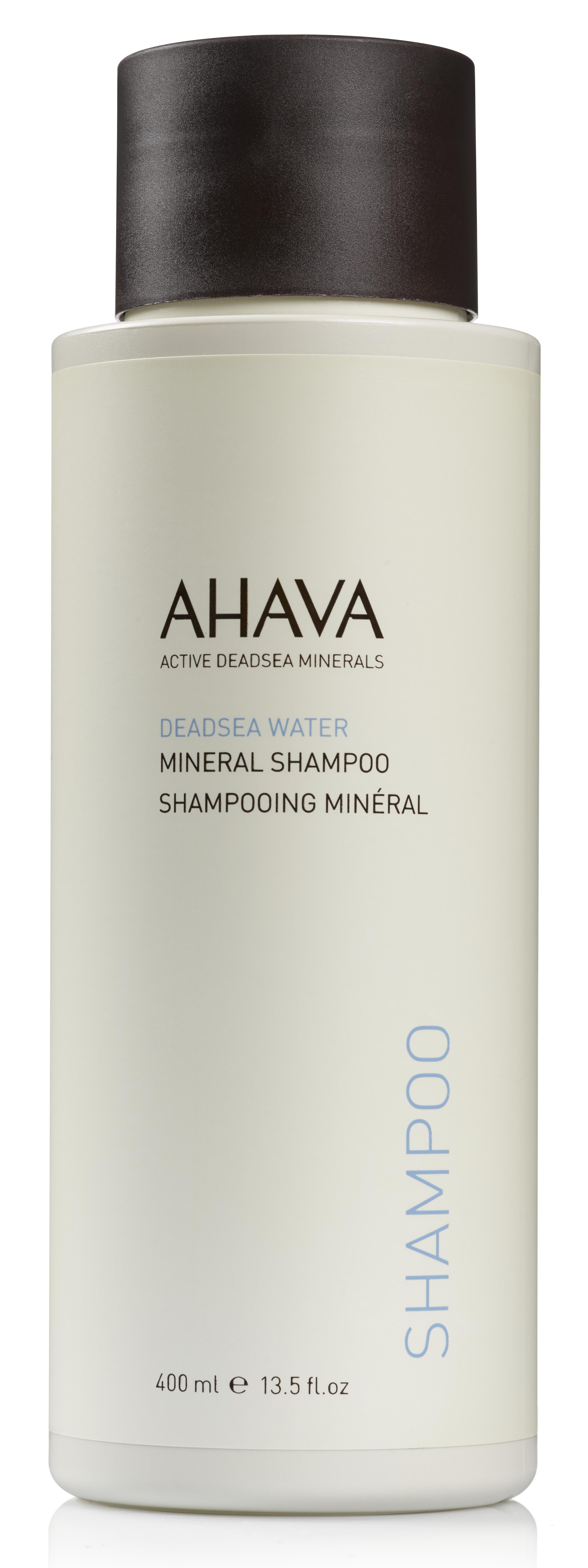 AHAVA Шампунь минеральный / Deadsea Water 400 мл -  Шампуни