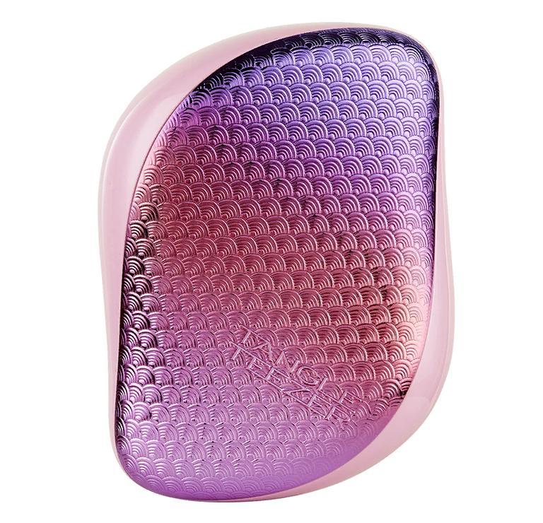 TANGLE TEEZER Расческа для волос / Compact Styler Sunset Pink.
