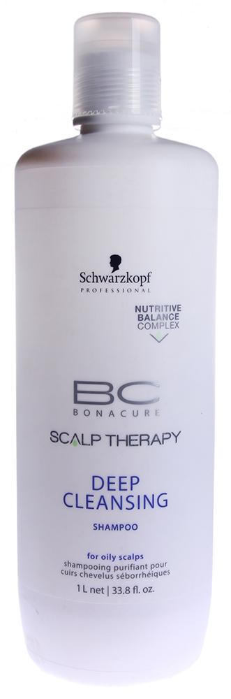SCHWARZKOPF PROFESSIONAL Шампунь для глубокого очищения / BC HAIRSCALP 1000мл