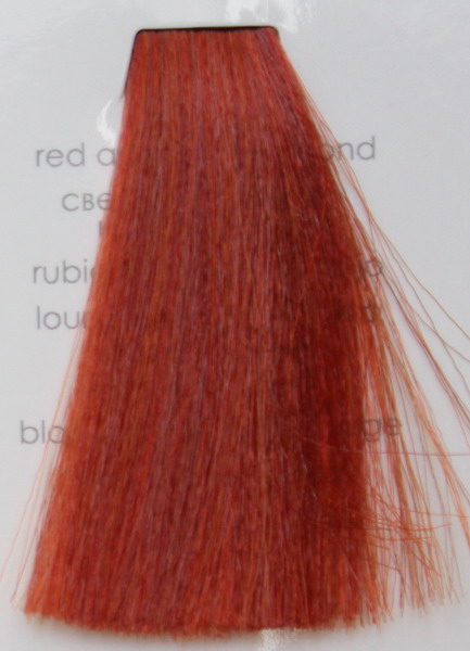 Купить SHOT 8.46 краска с коллагеном для волос, светлый блондин красная медь / DNA COLOR 100 мл