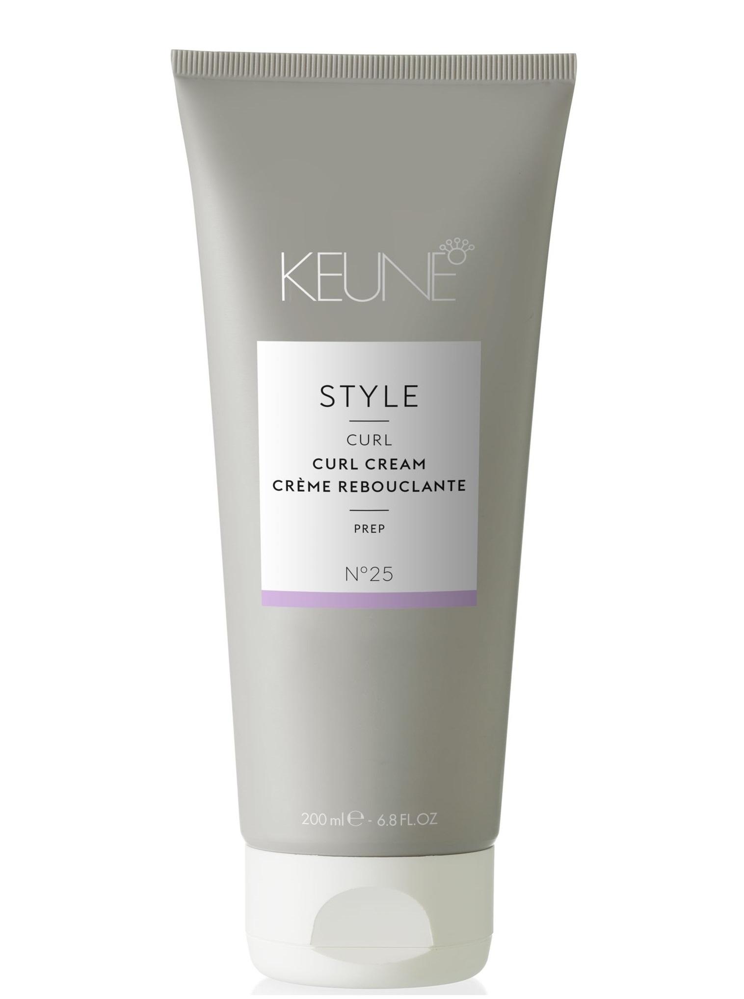 Купить KEUNE Крем для ухода и укладки вьющихся волос / STYLE CURL CREAM 200 мл