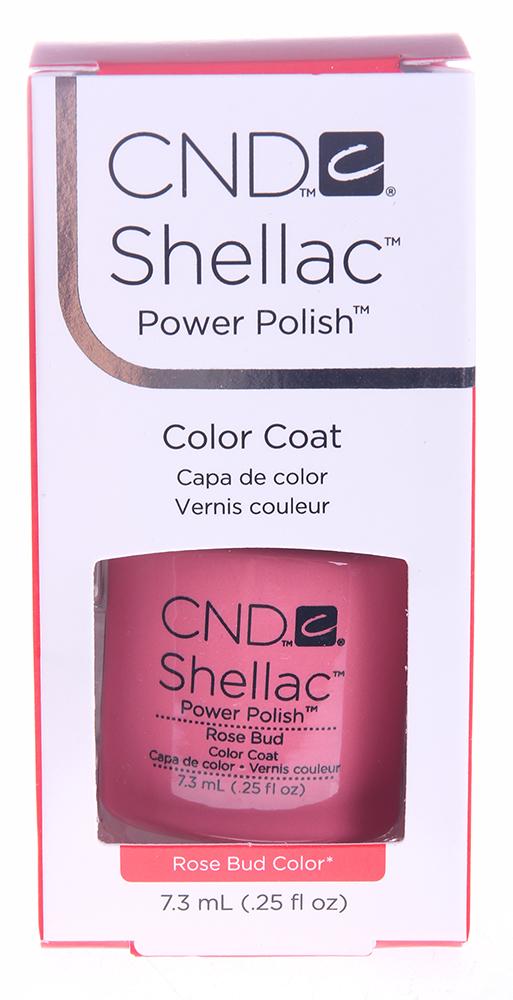 CND 011 покрытие гелевое Rose Bud / SHELLAC 7,3млГель-лаки<br>Цвет: Rose Bud Shellac &amp;ndash; первый гибрид лака и геля, сочетающий в себе самые лучшие свойства профессиональных лаков для ногтей (простота наложения, яркий блеск, богатство цвета) и современных моделирующих гелей (отсутствие запаха, носибельность, нестираемость). Носится как гель, выглядит как лак, снимается за считанные минуты, укрепляет и защищает ногти, гипоаллергенный, создан по формуле 3 FREE, не содержит дибутилфталата, толуола, формальдегида и его смол   все это Shellac! Преимущества: 14 дней   время носки маникюра 2 минуты   время высыхания покрытия Зеркальный блеск и идеальная гладкость маникюра Не скалывается, не смазывается, не трескается Каждое покрытие представлено в непрозрачном флаконе, цвет которого абсолютно идентичен оттенку самого продукта. Флакон не скользит в руке, что делает процедуру невероятно легкой и приятной, а удобная кисточка позволяет нанести средство идеально ровно. Пошаговая инструкция.<br><br>Цвет: Розовые<br>Объем: 7.3<br>Виды лака: Глянцевые